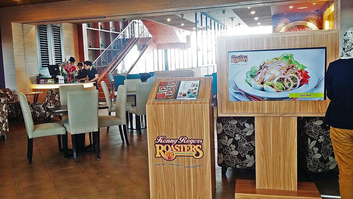 Kenny Rogers Roasters Hadir Di Aeon Mall Best Tangsel Portal Berita Terikini